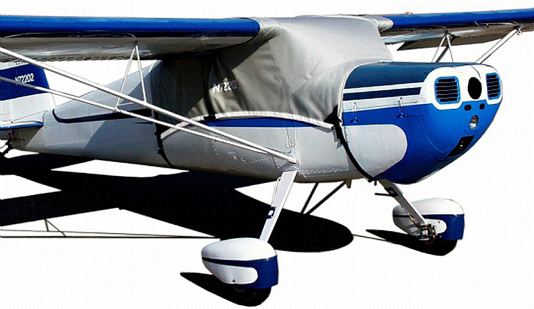 Cessna 120: Covers, Plugs, Sun Shades, & more
