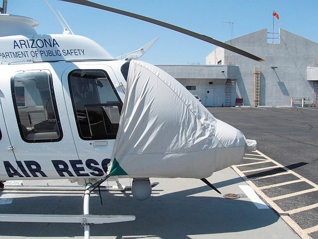 Bell 206L Windshield/Nose Cover