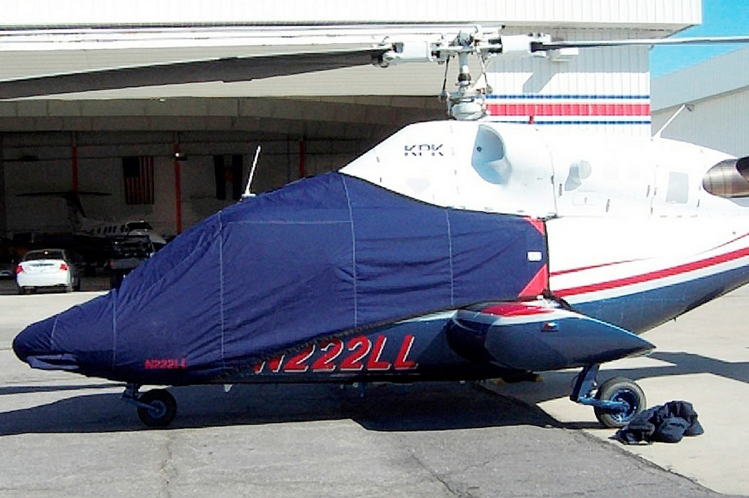 Bell 222 Bubble Cover