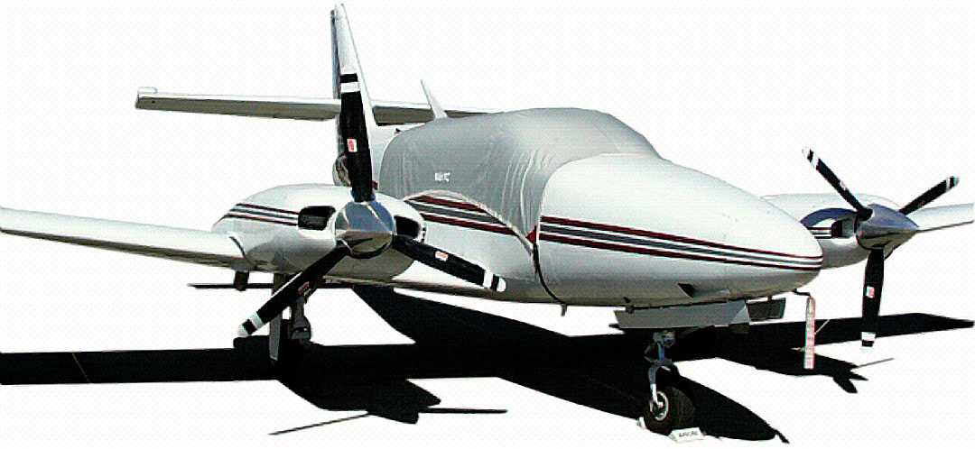 Cessna Crusader Standard Canopy Cover