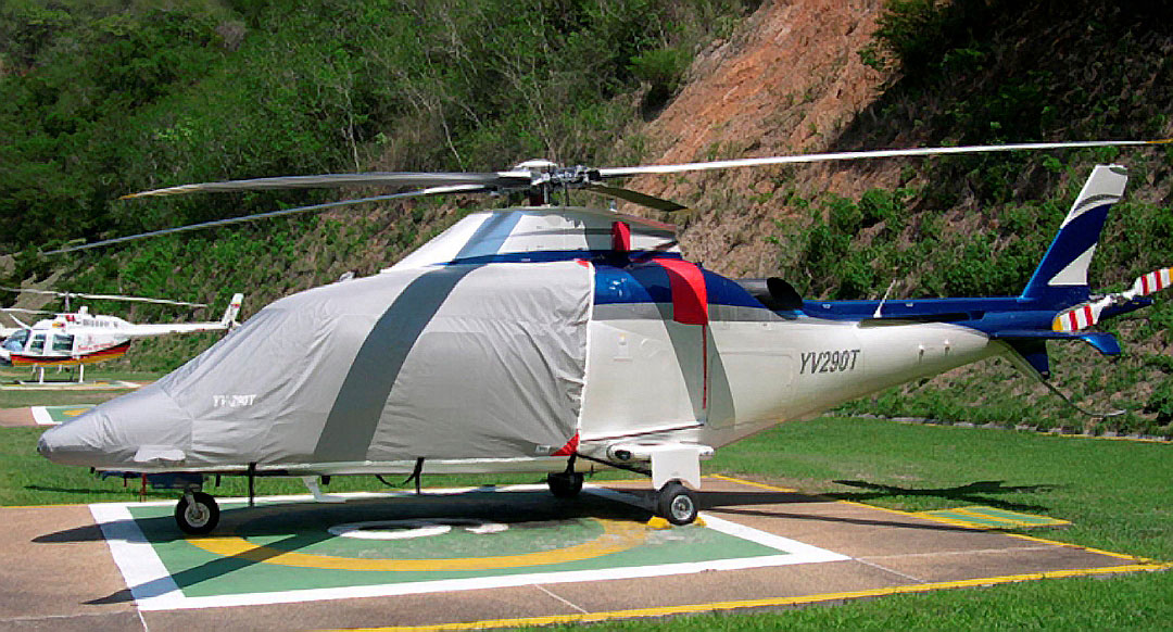 Agusta Grand Bubble Cover