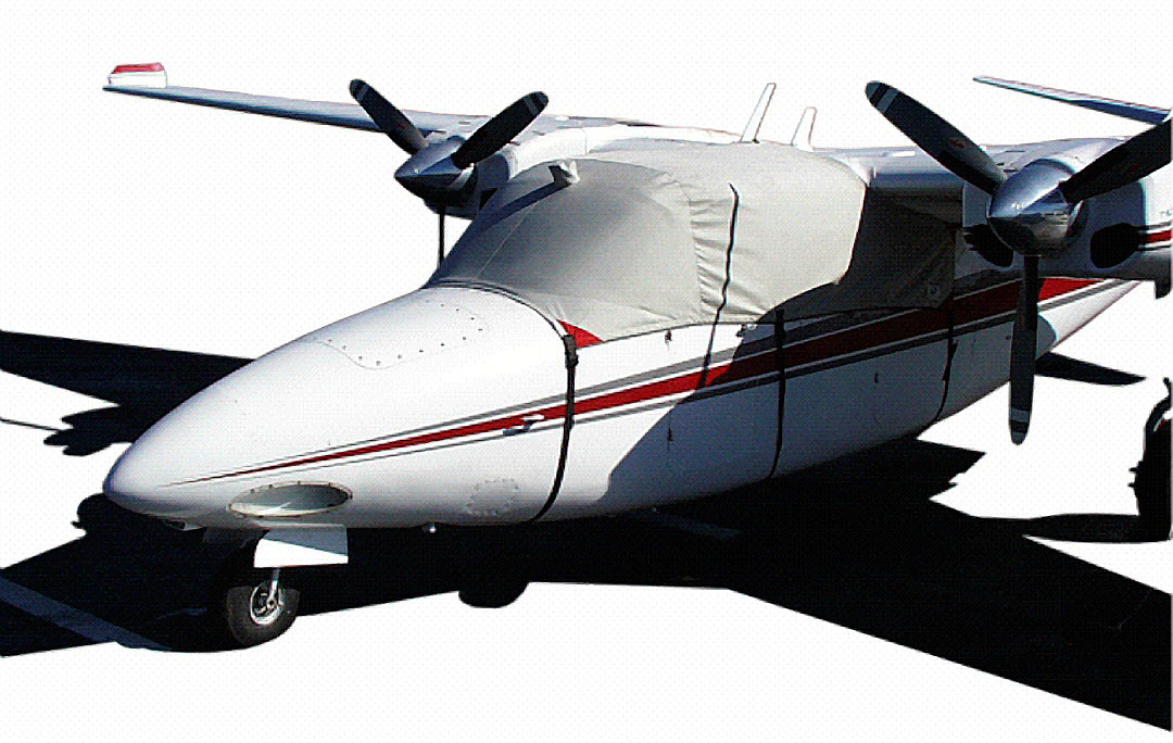 Aero Commander 680 Canopy Cover