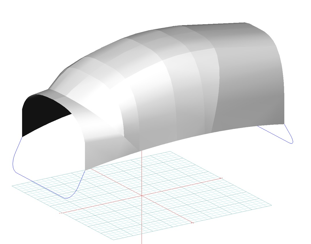 Direct Fly Alto Canopy Cover, 3D model