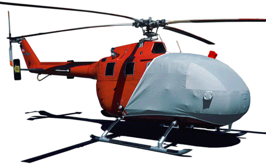 MBB BO-105 Bubble Cover