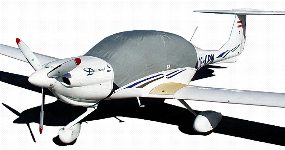Diamond DA40 Standard Canopy Cover