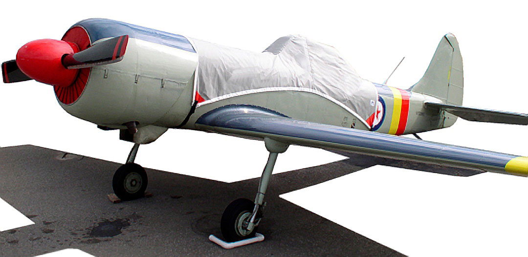 Yak 50 Canopy Cover (shown for comparison)