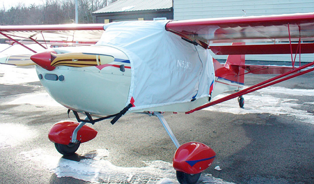 Skystar Kitfox II: Covers, Plugs, Sun Shades, & more