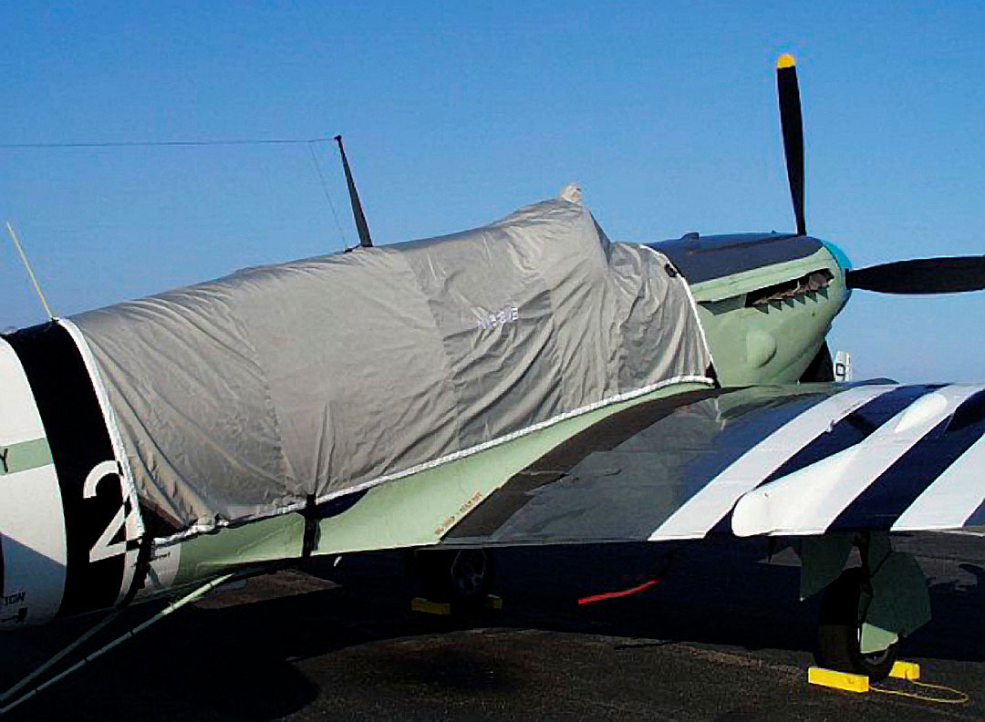 Fairey Firefly Canopy Cover
