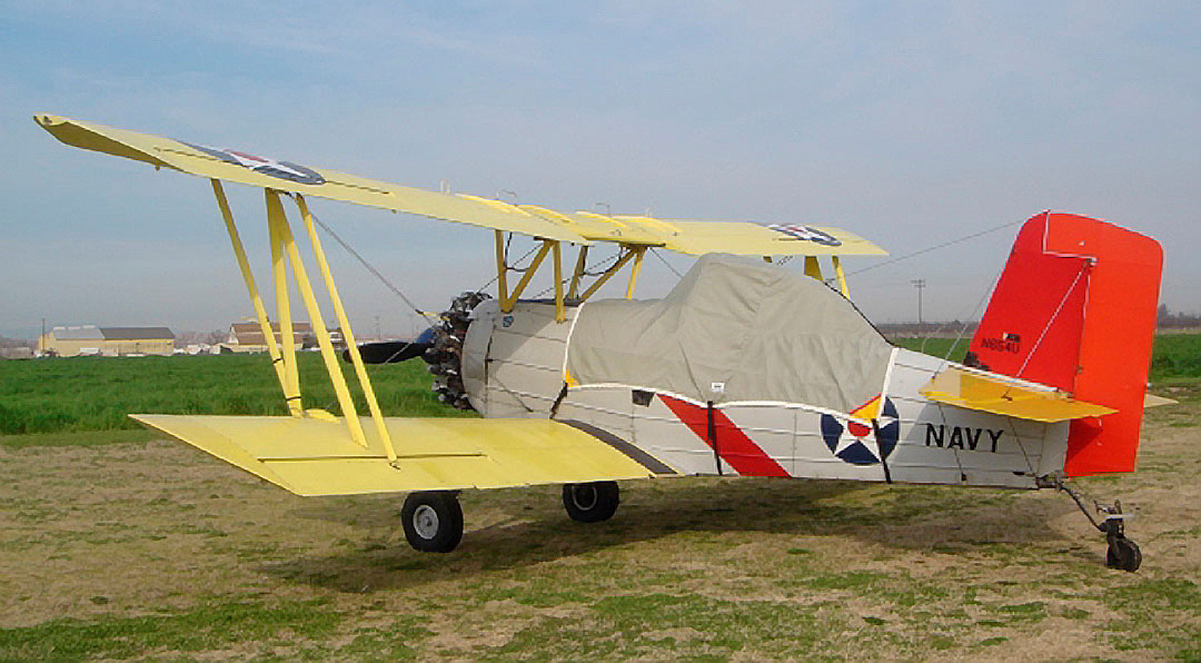 Canopy Cover for the Grumman Ag Cat