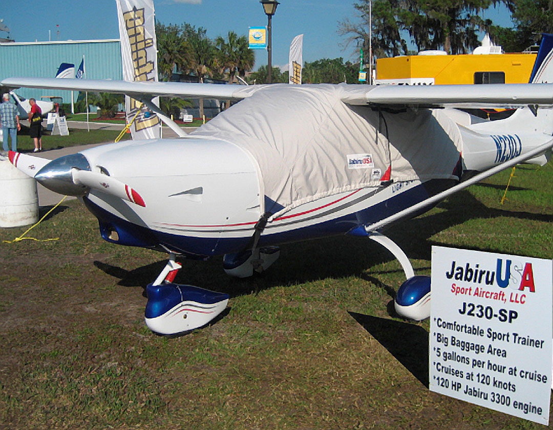 Jabiru 200, 230, 400, 430: Covers, Plugs, Sun Shades, & more