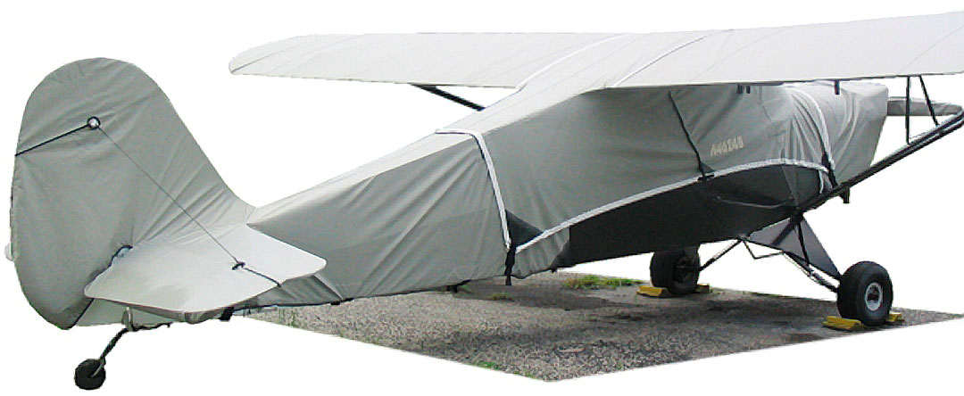 Rans S-6 Coyote, Super Coyote: Covers, Plugs, Sun Shades, & more