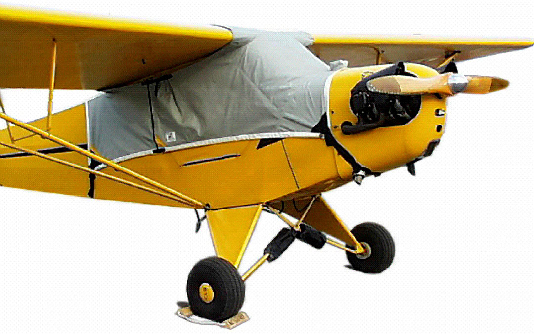 Canopy Cover for the L-2 (similar to J3 Cub shown)