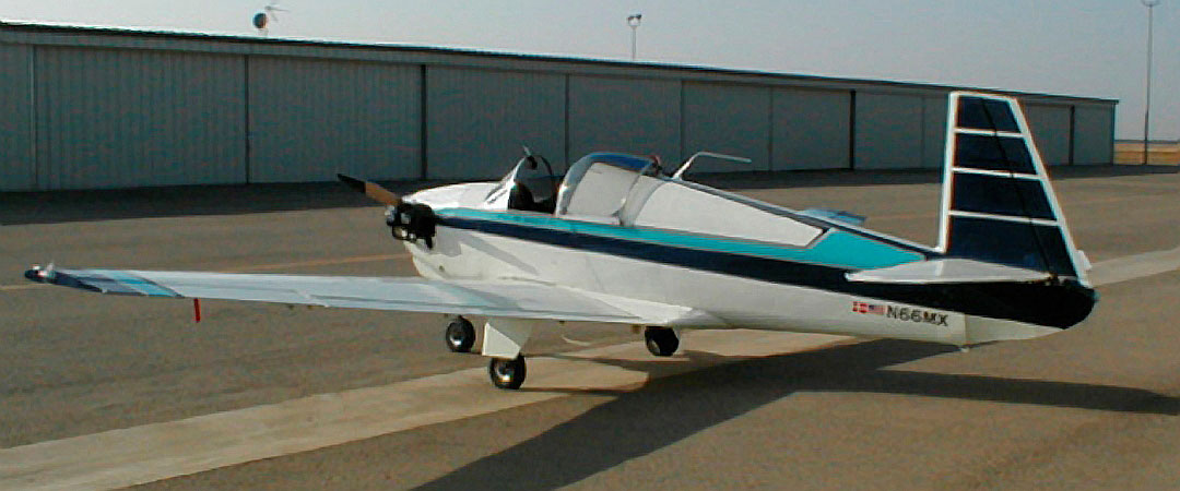 Canopy Cover for the Mooney Mite