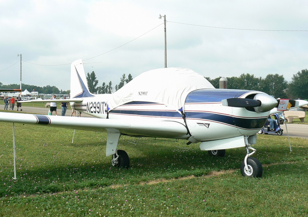 Meyer (Aero Commander) 200 Canopy Cover