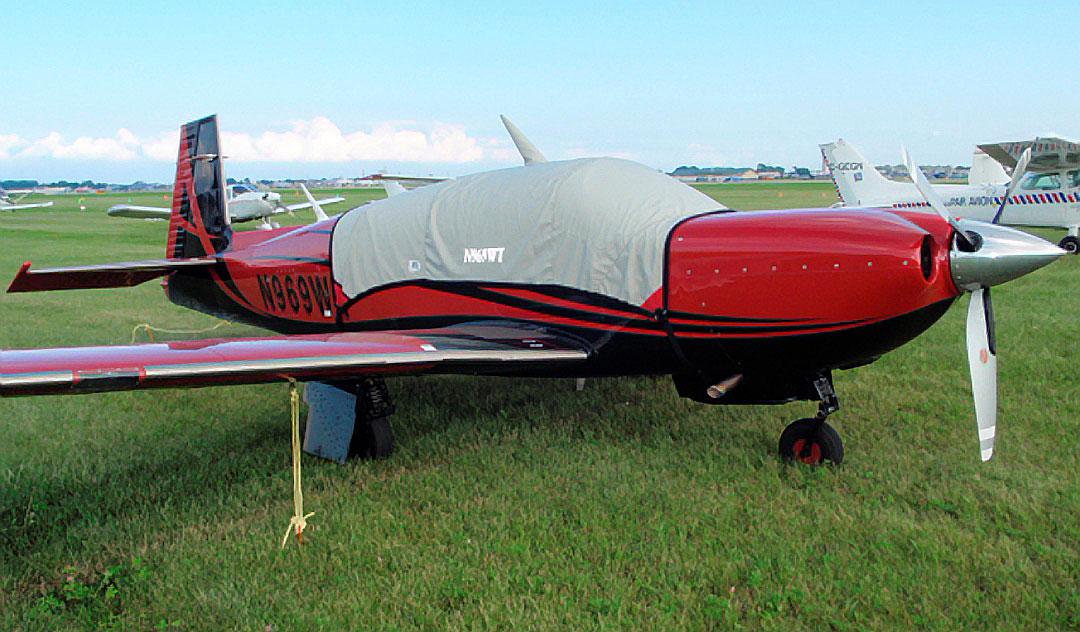 Mooney Acclaim Canopy Cover