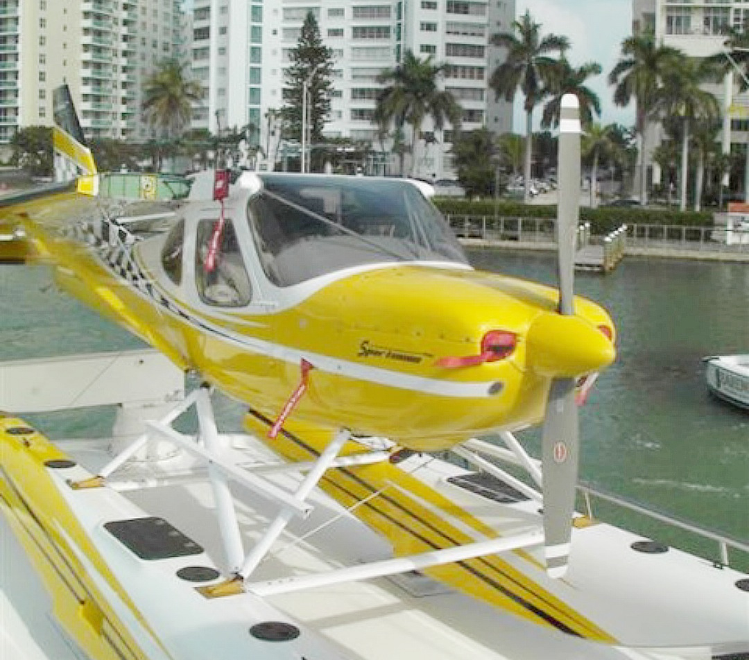 Glasair Aviation Glastar, Sportsman 2+2: Covers, Plugs, etc