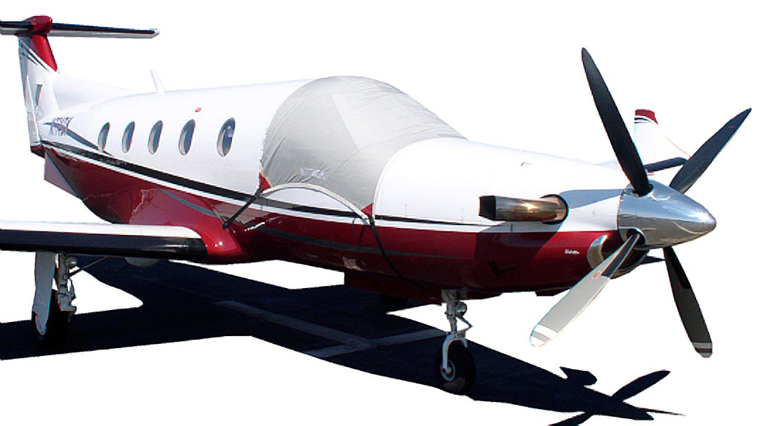 PC-12 Windshield Cover
