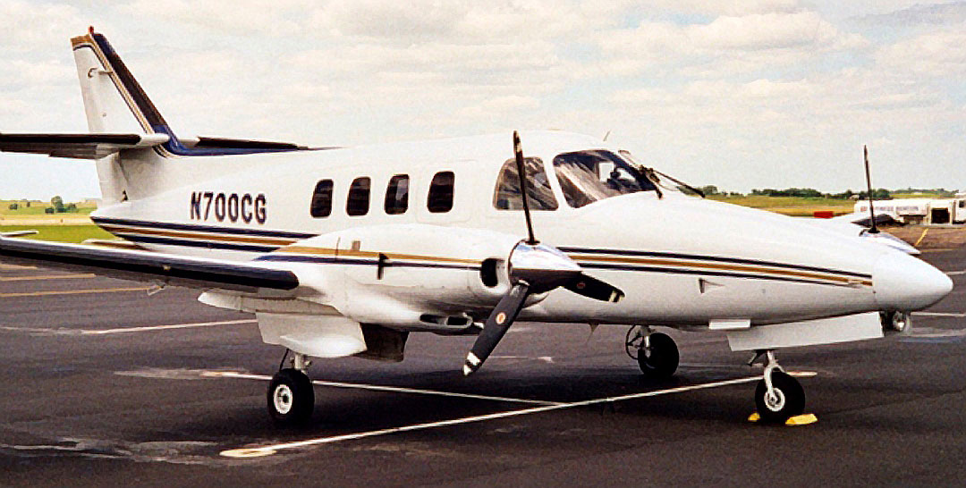 Covers & Plugs for the Aero Commander 700