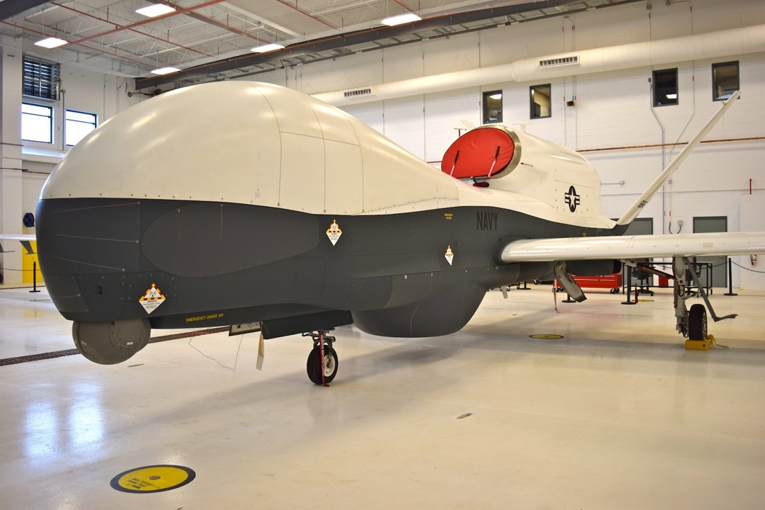Northrop Grumman Triton Mq 4c Covers Plugs Sun Shades