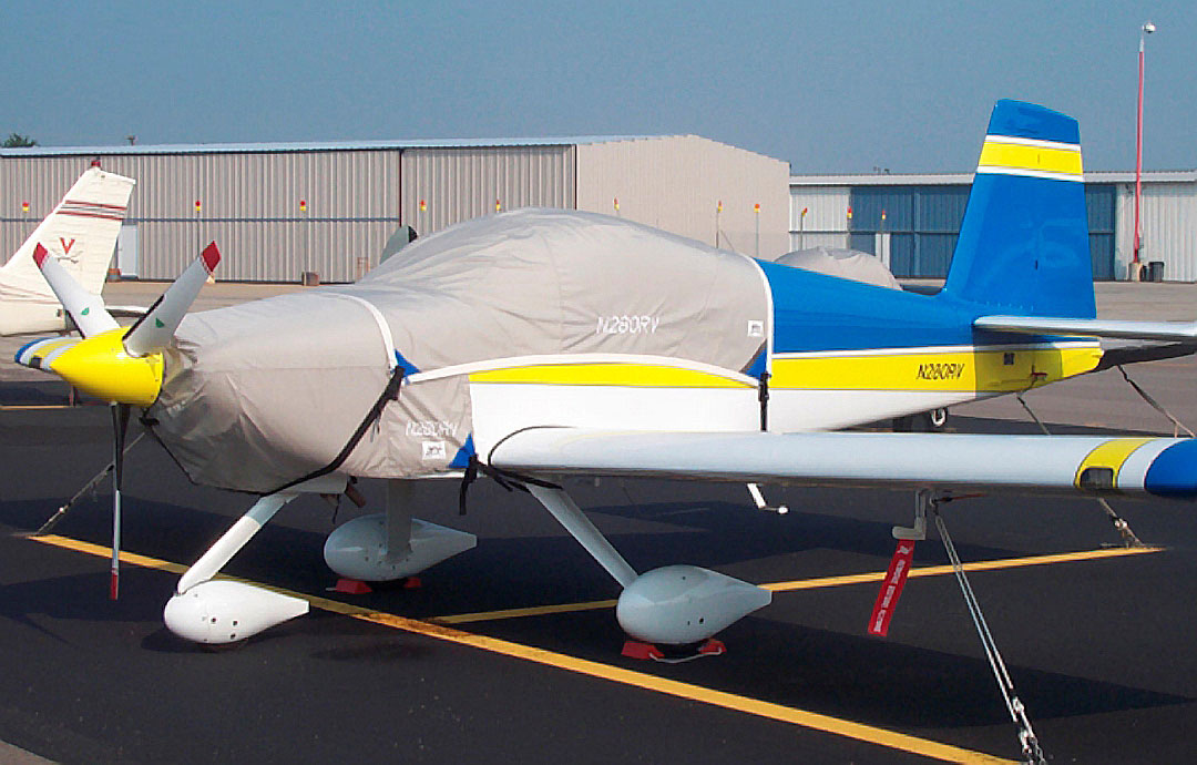 Vans RV-9 Canopy & Engine Covers