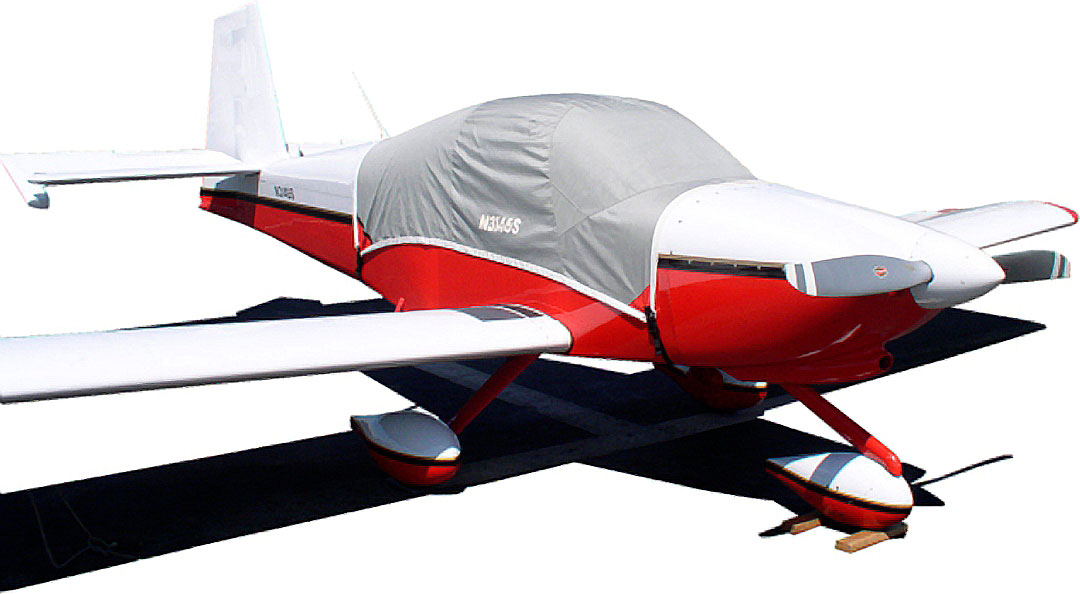 RV-10 Canopy Cover