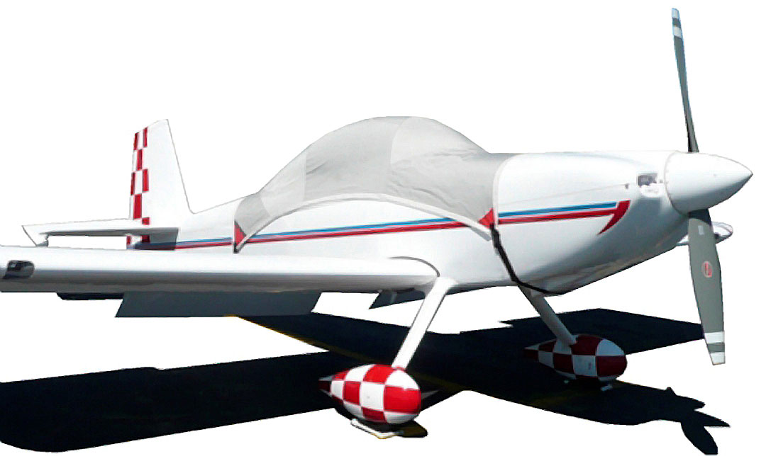 Vans RV-8 Canopy Cover