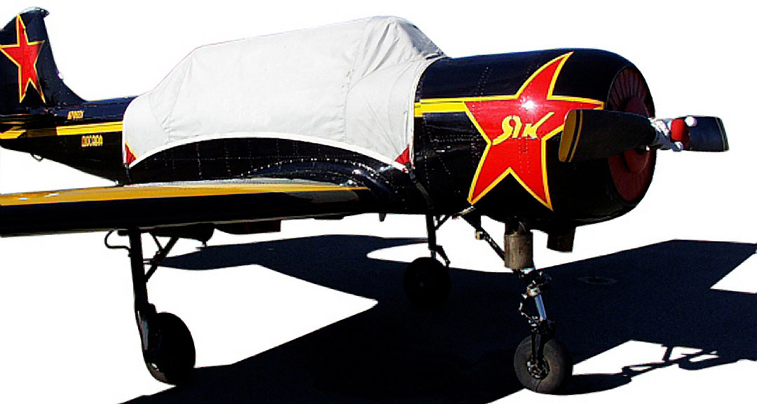 Yak 52 Canopy Cover