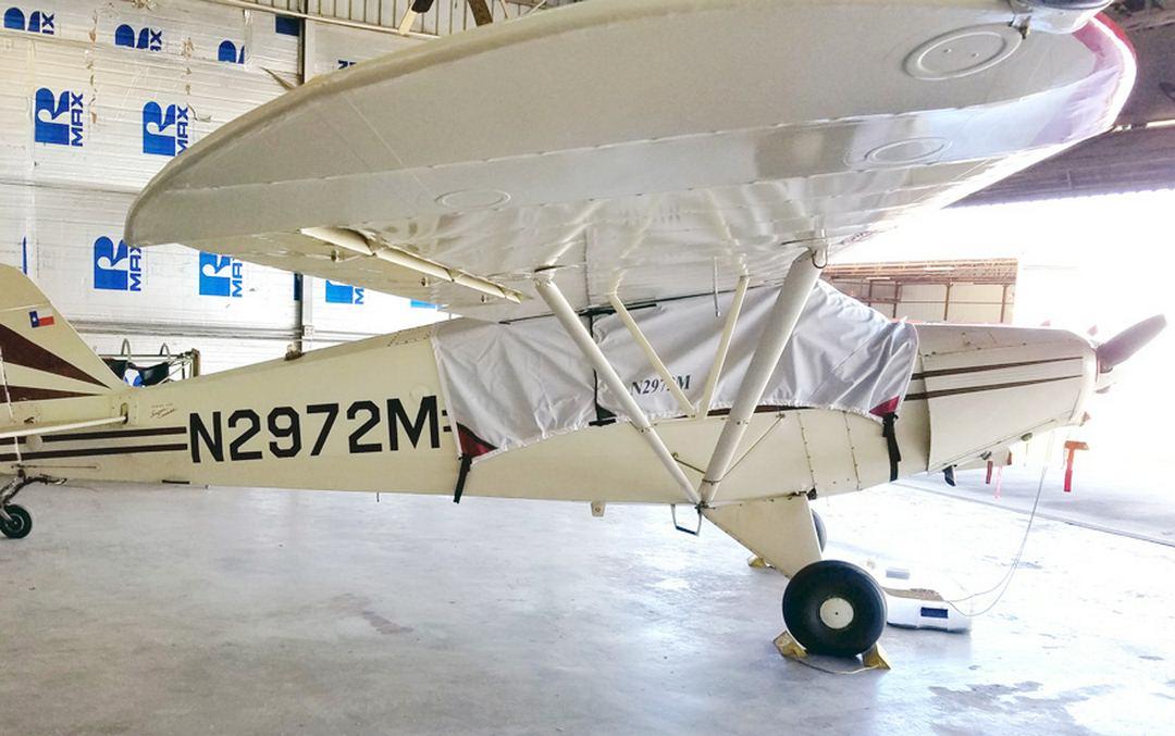 Piper PA-12: Super Cruiser, J5 Cub: Covers, Plugs, etc