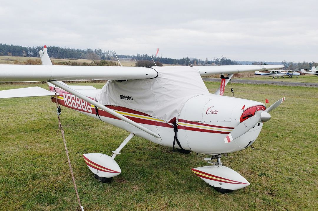 Cessna 150 & 152: Covers, Plugs, Sun Shades, & more