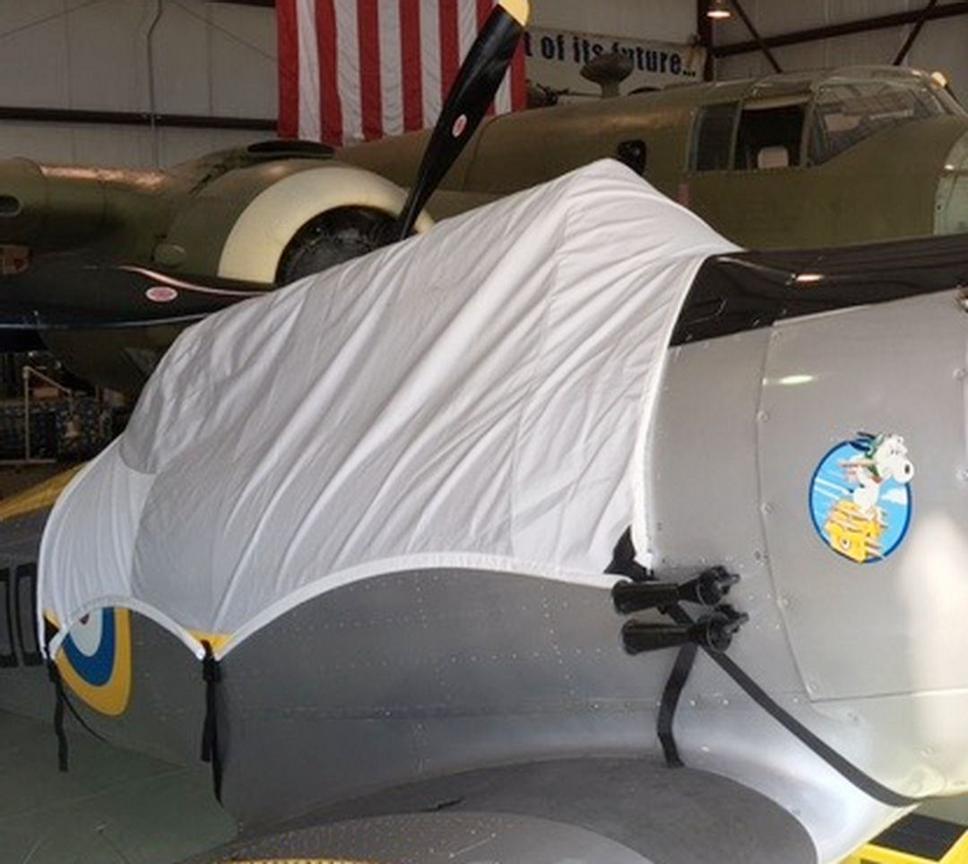North American T6 Canopy Cover