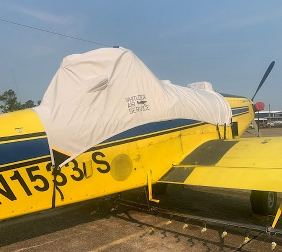 Air Tractor AT-402 Canopy/Hopper Cover