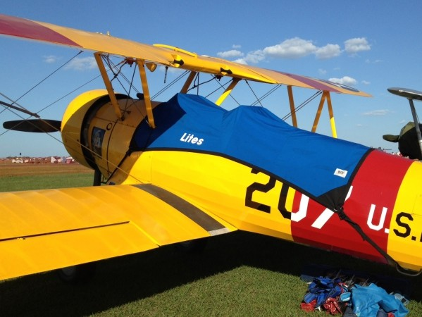 Stearman Cockpit Cover: